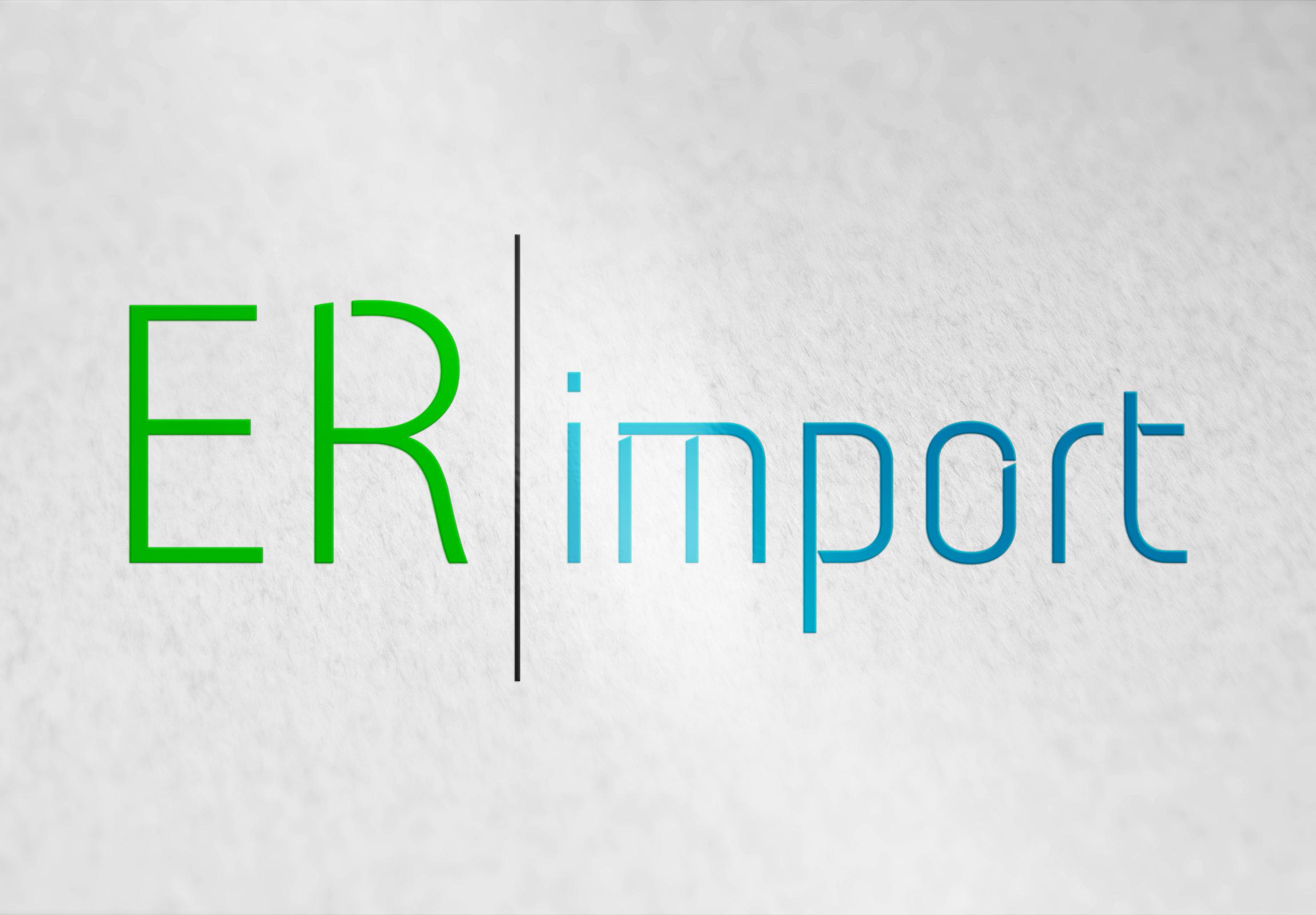 Логотип для компании ERimp