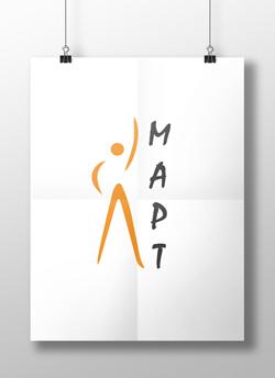 разработка логотипа для МАРТ