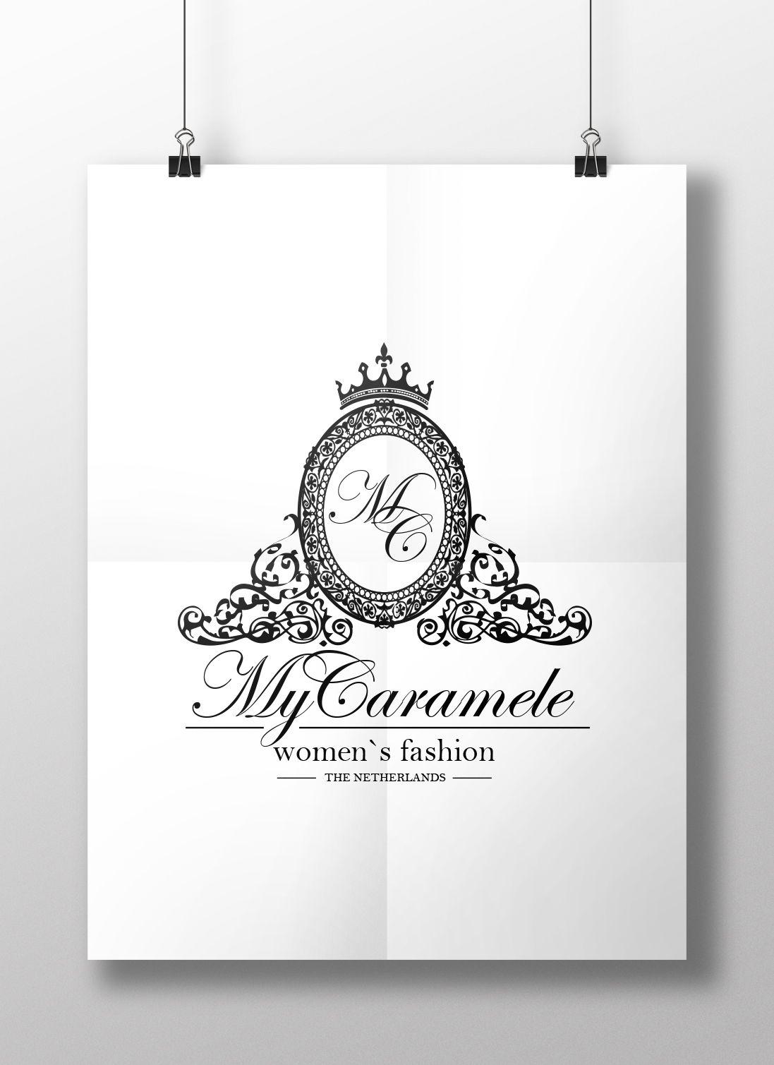 "Логотип ""My Caramele"""